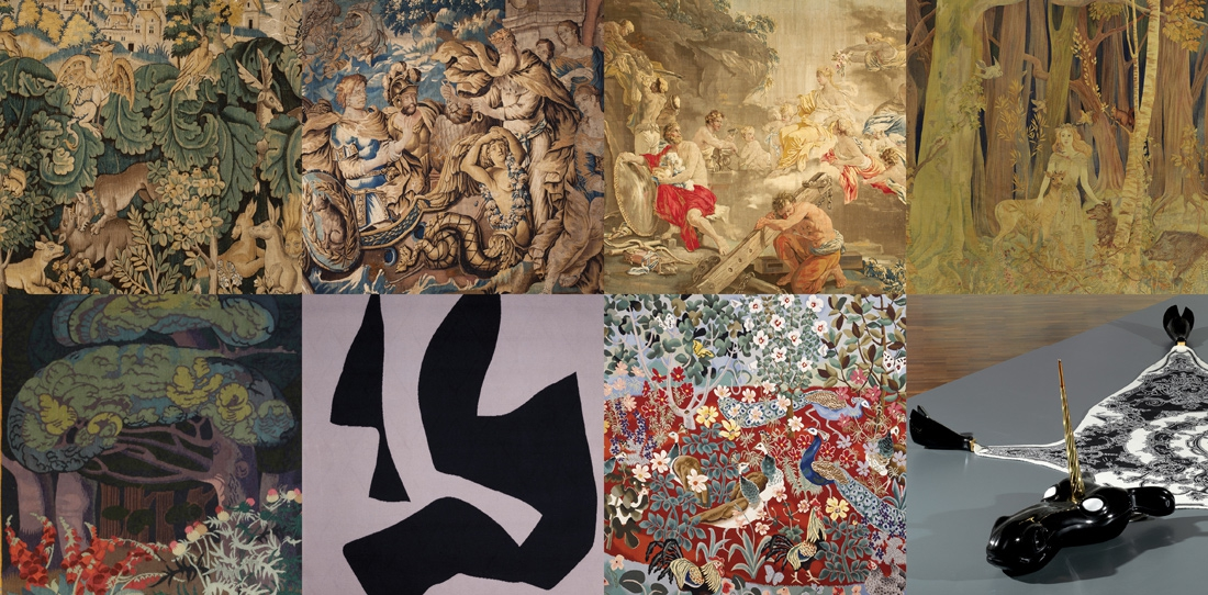 Aubusson XVI-XXI, 6 siècles de tapisseries