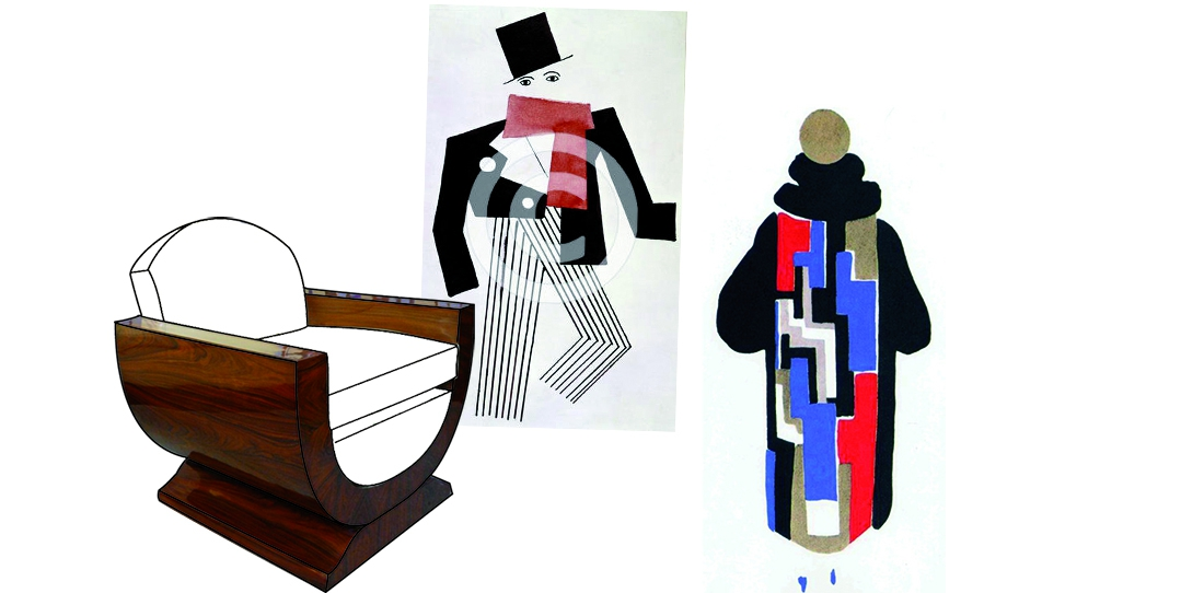 1925 art d co cit internationale de la tapisserie. Black Bedroom Furniture Sets. Home Design Ideas