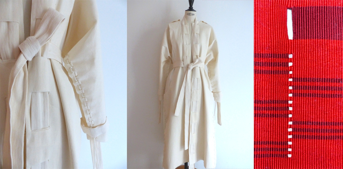Le manteau de Capucine Bonneterre, 2015