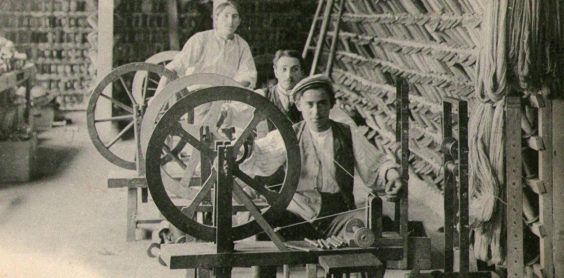 Atelier Tabard - bobinage