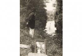 Antoine Jorrand, peintre et paysagiste