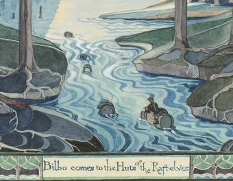 Aubusson tisse Tolkien : les coulisses du projet