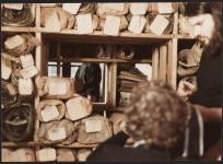 La salle des cartons, manufacture Hamot